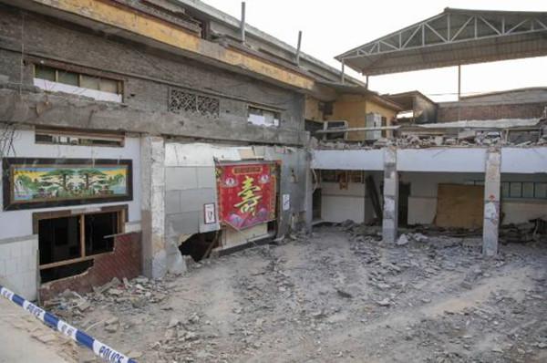 山西临汾一饭店坍塌致29死,应急管理部披露事故详情:先后8次违规扩建!